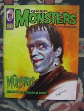 Famous Monsters 264 Captian Co. cover Uncirculated  Herman by Basil Gogos
