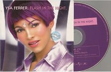 YSA FERRER flash in the night CD SINGLE