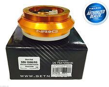 NRG Short Hub Steering Wheel Adaptor Honda EK Civic S2000 Prelude CRV CRZ GOLD