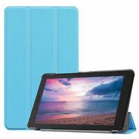 Housse de Protection pour Lenovo Tab E8 TB-8304F Smart Coque Tablette Sac Étui