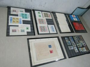 Nystamps Japan much mint NH stamp souvenir sheet collection