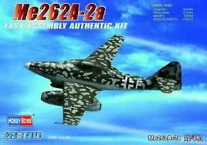 Hobbyboss Me262 A-2A Bomber, #HB80248
