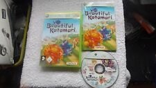 BEAUTIFUL KATAMARI XBOX 360 V.G.C. FAST POST ( action/adventure & puzzle game )