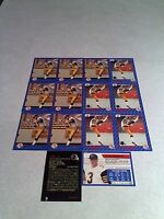 *****Paul Osbaldiston*****  Lot of 22 cards.....3 DIFFERENT / Football / CFL