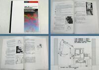 Schaeff HML30 Serie F Allradlenkung Betriebsanleitung Bedienungsanleitung 1993