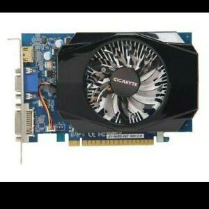 GIGABYTE GeForce GT 430 (Fermi) GV-N430-2GI 2GB 128-Bit DDR3 PC Graphics Card