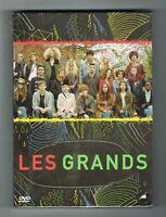 LES GRANDS - INTÉGRALE 10 ÉPISODES - 2016 - 2 DVD SET - NEUF NEW NEU