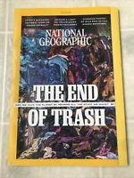 NATIONAL GEOGRAPHIC Magazine March 2020 The End Of Trash