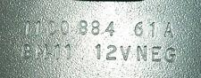 1969 1100884 DATED 8M11 CORVETTE 61AMP ALTERNATOR WITH CORRECT REAR CASE