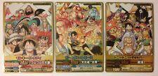 One Piece OnePy Berry Match W PART11 Memory Card Super Rare 3/3