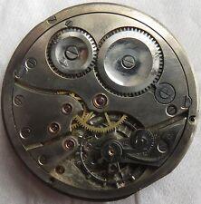 Alto Watch Xfine Chronometer Pocket watch movement & dial 43 mm. in diameter