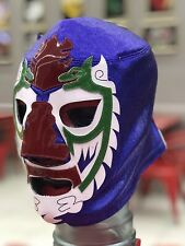 Mexican Wrestling Mask  Lucha Libre PRO GRADE FUERZA GUERRER SANTO  MIL MASCARAS