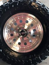 16x8 outlaw 2 wheel,,, american racing, 6 lug,,, fit chevy gmc 6 on 5.5 bp caps