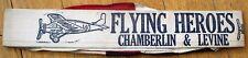 Clarence Chamberlin, Levine 1927 ORIGINAL Hat-1st Transatlantic Passenger Flight