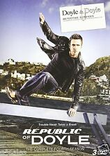 Republic of Doyle ~ Complete 4th Fourth Season 4 Four ~ BRAND NEW 3-DISC DVD SET
