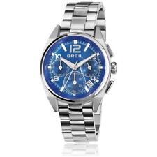 Orologio Donna BREIL MASTER TW1411 Bracciale Acciaio Chrono Blu Sub 100 mt