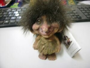 Vintage Ny-Form TROLL! with tag, Made In Norway!