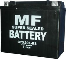 Battery (Conventional) For 2004 Moto Guzzi Griso 1100 (ABS) NO ACID