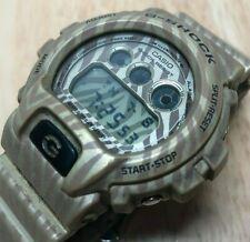 Vintage Casio DW-6900ZB Mod 3230 G-Shock Men 200m Digital Watch Hour~New Battery