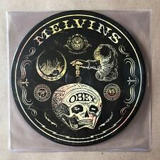 Melvins Hammerhead Post Moral Vinyl Record Picture EP Shepard Fairey Obey Giant