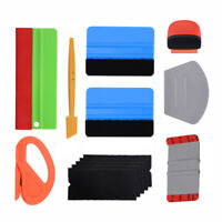 DNF 5 Pack Triangular Squeegee Car Window Tint Installation Tool
