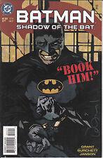BATMAN SHADOW OF THE  BAT N° 55  Albo in Americano