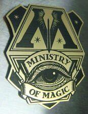 CUSTOM MINISTRY OF MAGIC AUROR'S BADGE HARRY POTTER AUROR WIZARD