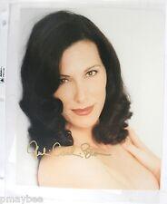 "Rare Autographed 8""x10"" Photo - Julia Caitlan Brown - Babylon 5 - Includes Coa"