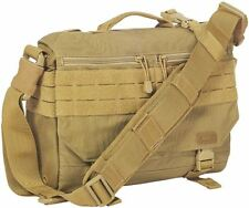 New 5.11 Tactical RUSH Mike MOLLE Delivery Bag w/ Laptop Sleeve Sandstone 56176