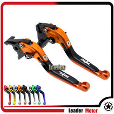For KTM 690 Duke R 2014-2017 Folding Extendable Brake Clutch Levers