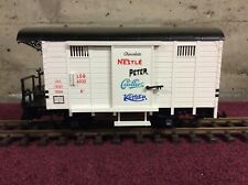 Lgb 4032 Nestle Peter Cailliers Kohler Box Car - G Scale (A)
