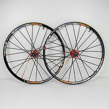 "26"" Mavic Crossmax SLR SSC Wheel Set, UST Tubeless Disc 9mm QR 9/10 Speed"