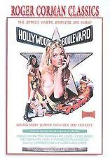 Hollywood Boulevard DVD Candice Rialson & Roger Corman