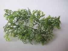 3 Miniature Branches Spring GREEN Plant Bedding Landscape Doll house Garden BG