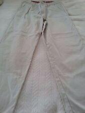 Old Navy Men's Khaki Chino Style Casual Pants 32/32 Sharp!!
