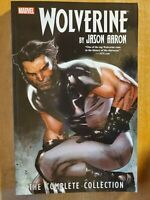 Wolverine by Jason Aaron Complete Collection v1 excellent condition