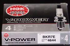 4X NGK BKR7E Spark Plug BMW R1150GS HP2 Enduro R1200C Polaris Ranger XP 680 6X6