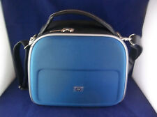 Genuine HP Blue Black Hard Camera Camcorder Carry Case