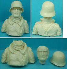Busto 1/10, Aleman Stalingrado, Bust 1/10, German Stalingrado, BU-5