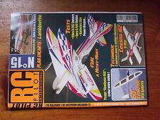 8µ? Revue RC Pilot n°15 Plan encarté Lambinette / Jodel D18 Cessna 182 Evolution