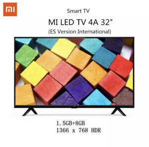 TV 32 pollici full hd smart tv 4K Bluetooth 2.4G /5.8G Hdr2 sistema Android