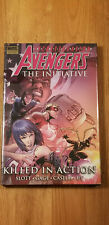 AVENGERS: THE INITIATIVE  KILLED IN ACTION VOL 2~  ~ MARVEL HARDCOVER NEW SEALED