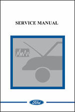 Ford 2011 F-250 - F550 WORKSHOP MANUAL Service Shop Repair 11