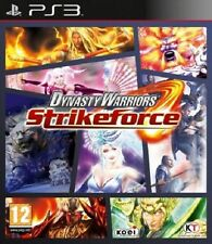 DYNASTY WARRIORS  STRIKEFORCE           -----   pour PS3