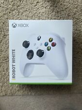 🔥New/Sealed🔥 Microsoft XBOX ONE & SERIES X|S Wireless Controller Robot White