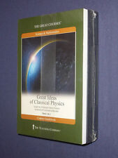 Teaching Co Great Courses DVDs     GREAT IDEAS of CLASSICAL PHYSICS   new sealed