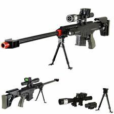 "*315 FPS* Airsoft Sniper Rifle Gun - FULL TACTICAL SETUP - 38"" LONG - ! WOW !"