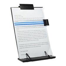 Adjustable Portable Book Document Steel Stand Reading Desk Holder Bookstand Gift
