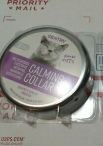 SENTRY 3 PACK CALMING COLLAR for CATS