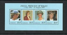 Tonga 1999 Diana Commem Sheet. MINT/MNH One postage for multi buys. Rx